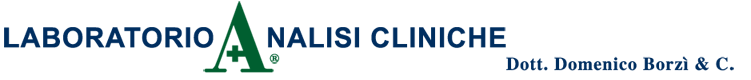 Laboratorio Borzi Logo